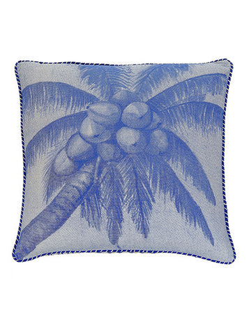 Royal Pacific Coconuts Cushion
