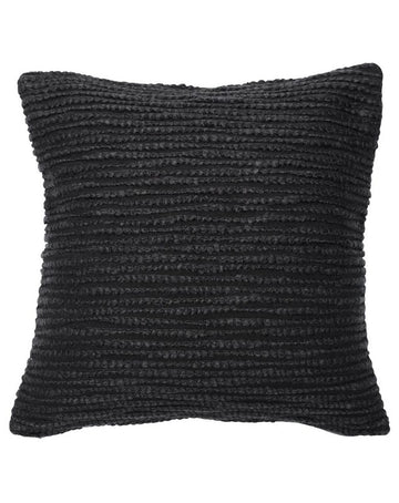 Artisan Cushion Black 50x50
