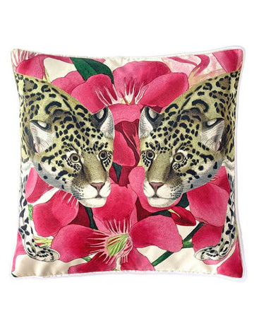 Isla Jaguar Cushion 45x45