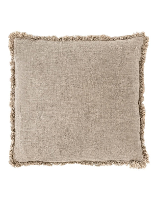 Luca Boho Natural Cushion 60x60