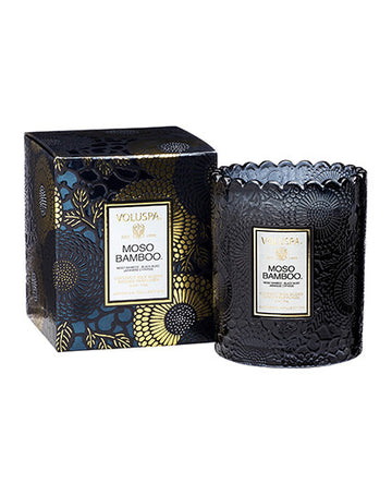 Voluspa Moso Bamboo Candle 176g