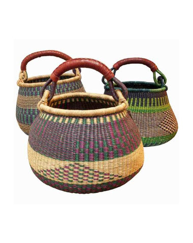 Ghanaian Pot Basket
