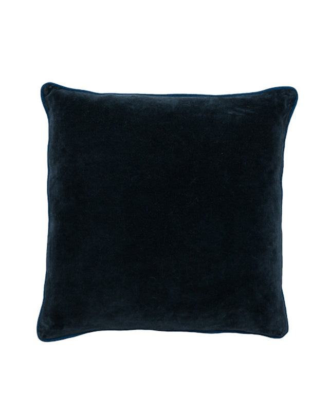 Lynette Navy Cushion 60x60