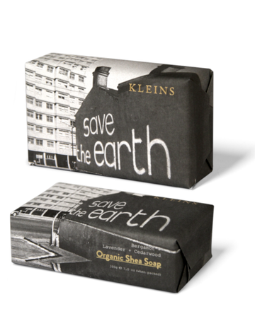Triple Milled Soap - Save The Earth
