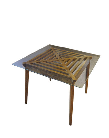 Web Dining Table Square