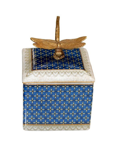 Pacific Trinket Box Libellule
