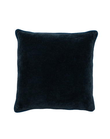 Lynette Navy Cushion 50x50