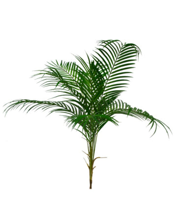 Artificial Areca Palm Spray 95cm