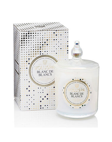 Voluspa Blanc de Blancs 100hr Candle