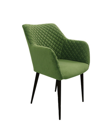 Sienna Dining Chair (Green)