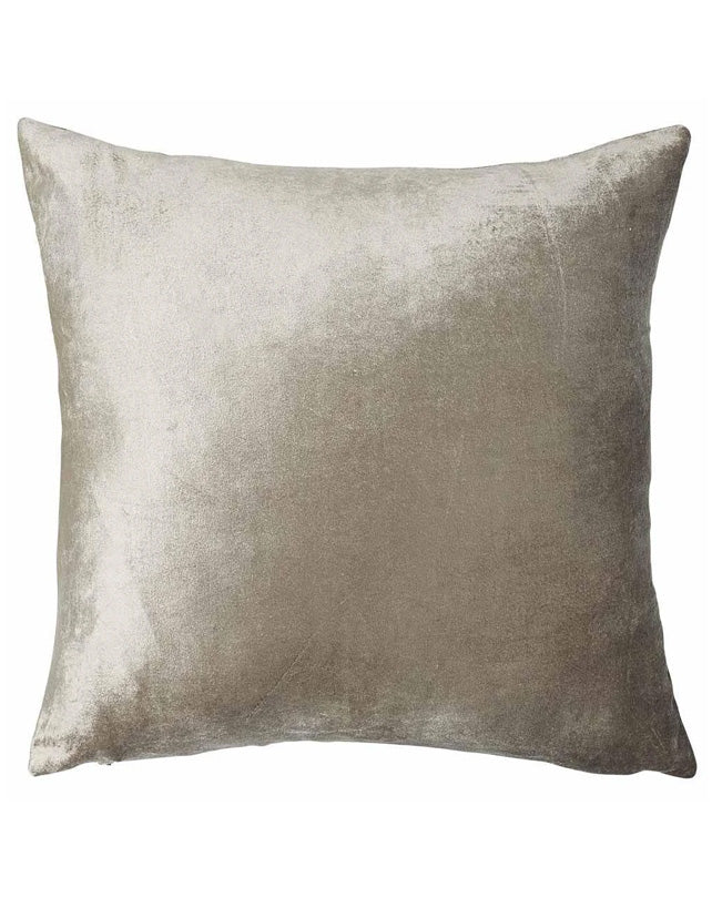 Precious Velvet Cushion 60x60 - Metallic Soft Gold