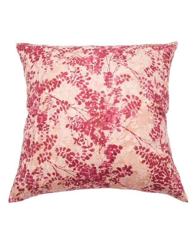 China Doll Fern Linen Cushion 60x60