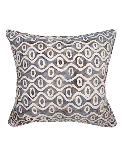 Autumn Waves Cushion