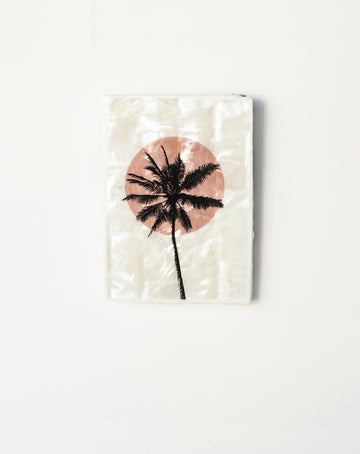 Sum Palm Shell Mini Tile