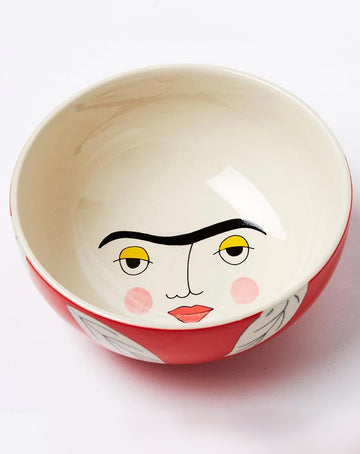 Frida Cereal Bowl