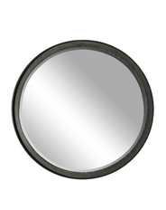 Industrial Round Mirror Small