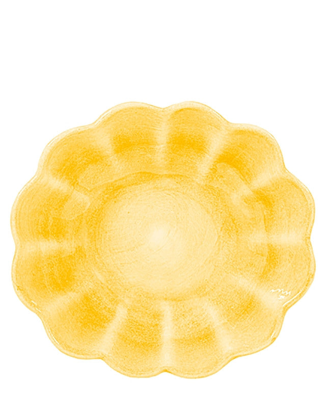 Yellow Oyster bowl