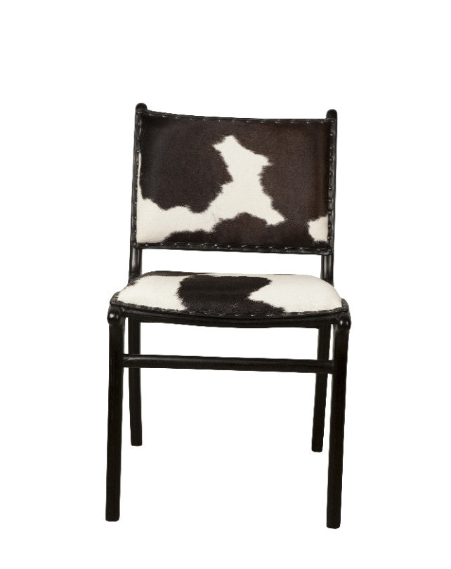 Ricky Dining Chair (Cowhide)