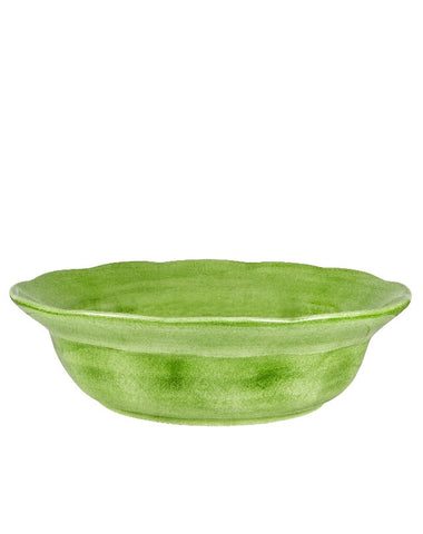 Green Basic salad bowl