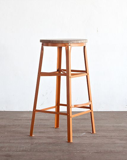 Scaffold Counter Stool