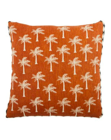 Tiny Palms Seagrass Cushion 50x50