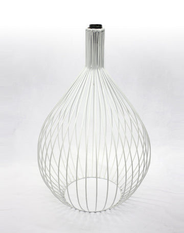 Wire Lamp Base Only