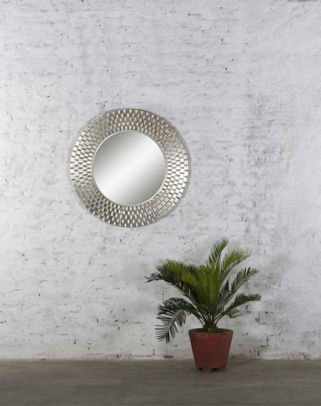 Zephyr Wall Mirror