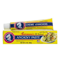 "3 Giovanni's Anchovy Paste with Olive Oil 2 oz  Greme d""Anchois Product of USA"