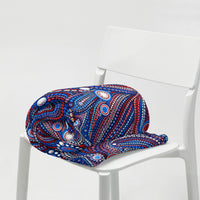 Effervescence Americana by Amelia Caruso Throw Blanket, Couch Blanket, Coverup