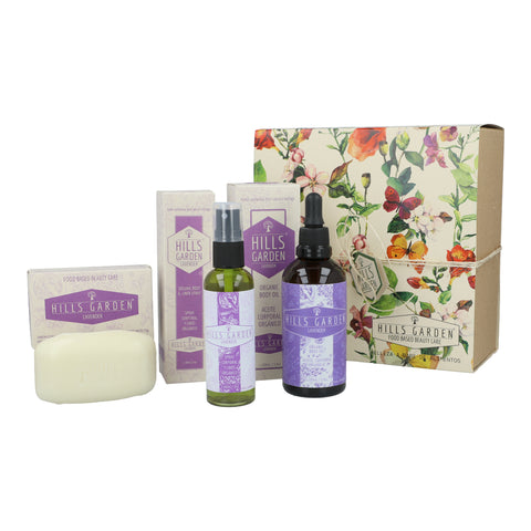 Premium Beauty Kit - Natural Lavender