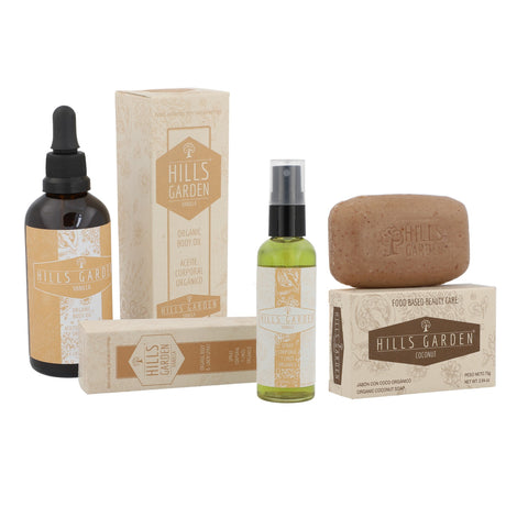 Premium Beauty Kit - Tropical Scents