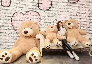 Zenni Teddy - World's Biggest Teddy Bear Coats!