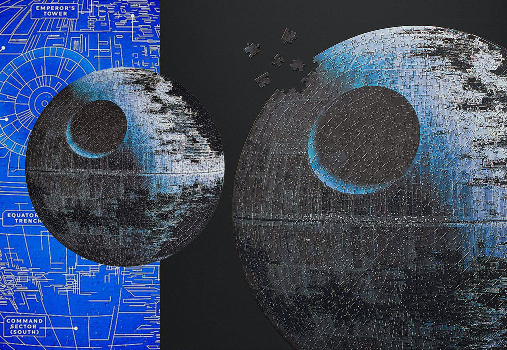 Star Wars Death Star Jigsaw Puzzle Is The Ultimate Jedi Challenge