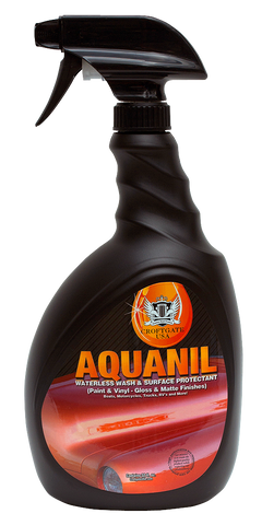 Waterless Car Wash - Aquanil