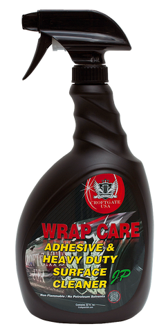 Wrap Care - Adhesive & Heavy Duty Cleaner