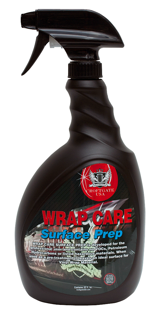 Wrap Care - Surface Prep JP