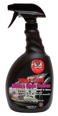 Wrap Care - Matte & Gloss Cleaner
