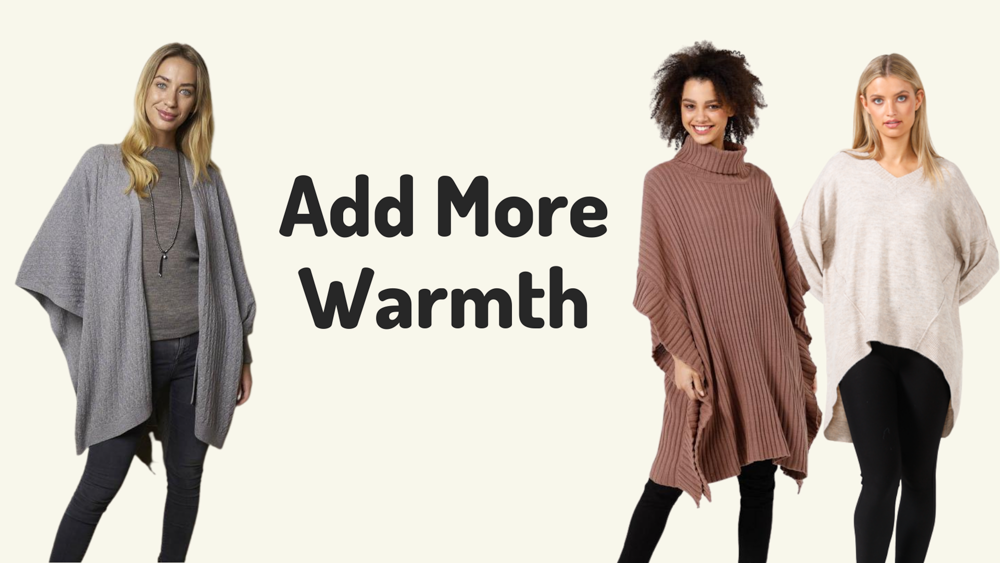 Winter Fashion Boutique Layering Outerwear