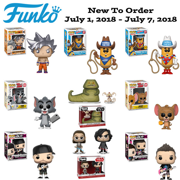 New To Order At Daxie Boy Toys July 1, 2018