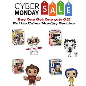 Cyber Monday at Daxie Boy Toys
