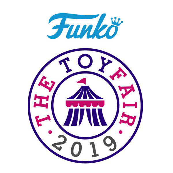 Daxie Boy Toys London Toy Fair 2019 Recap Funko Disney & Heroes