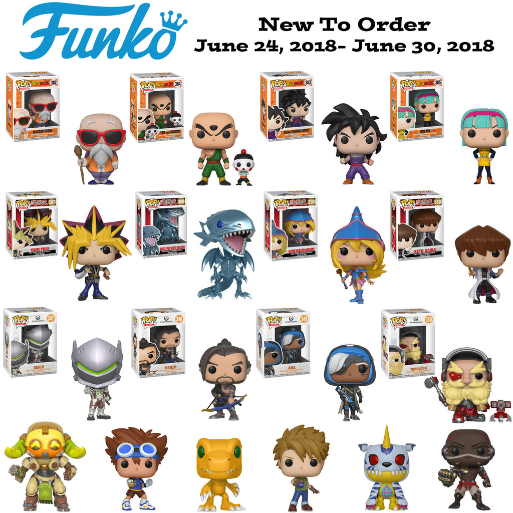 New To Order At Daxie Boy Toys June 24, 2018