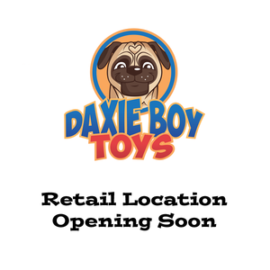 Daxie Boy Toys Retail Location Opening Soon