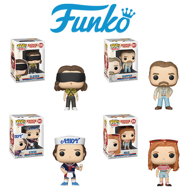 Return To The Upside Down With New Stranger Things Funko Pops
