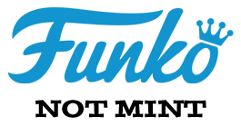 Funko Pop Not Mint
