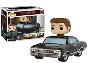 Baby with Dean Funko Pop Rides Supernatural