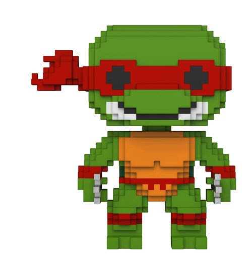 Teenage Mutant Ninja Turtles Funko Pop! 8-Bit Bundle