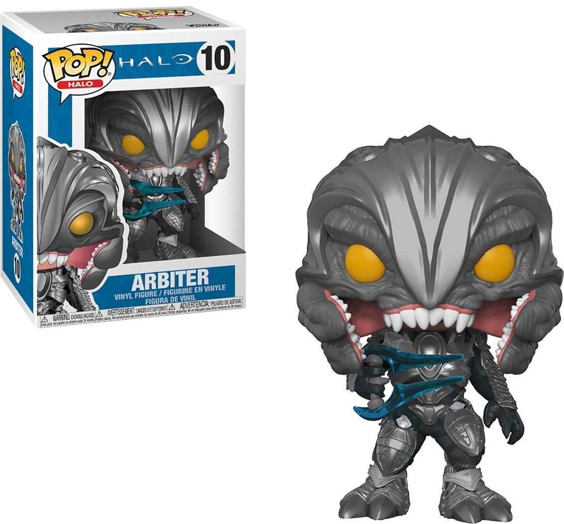 Arbiter Funko Pop! Games Halo