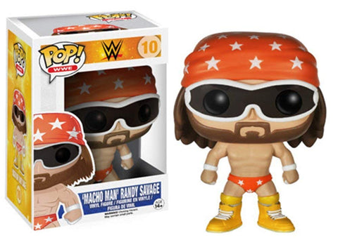 Macho Man Randy Savage WWE Funko Pop