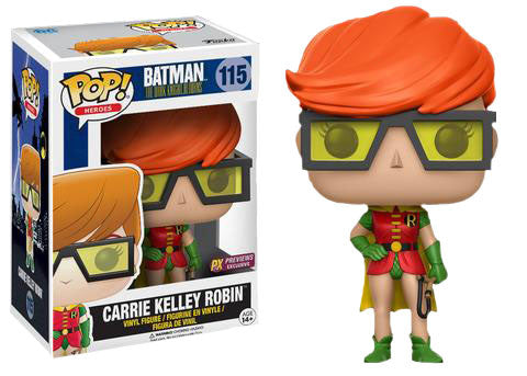 Carrie Kelley Robin Funko Pop! The Dark Knight Returns